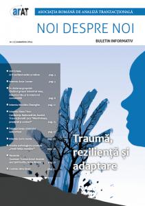 Buletin ARAT 13 - Traumă, rezilienţă şi adaptare