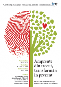 Afiş Conferinţa ARAT 2015